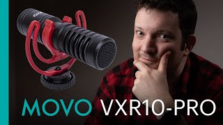 Movo VXR10 Pro Mic - Review & Audio Tests