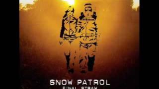 Snow Patrol - Chocolate (With Lyrics)