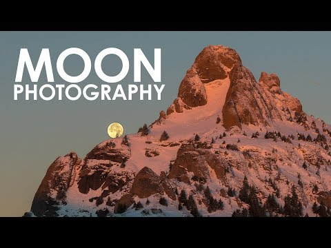 Best Moments When To Photograph The Moon: TIPS And IDEAS