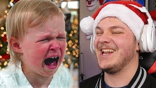 Kids Getting Pranked On Christmas - Reaction