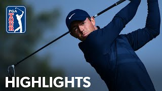 Rory McIlroy shoots 5-under 67 | Round 3 | Farmers 2020