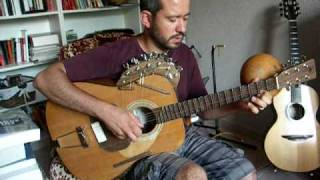 Download Homemade acoustic sitar-guitar (test) MP3 song and Music Video