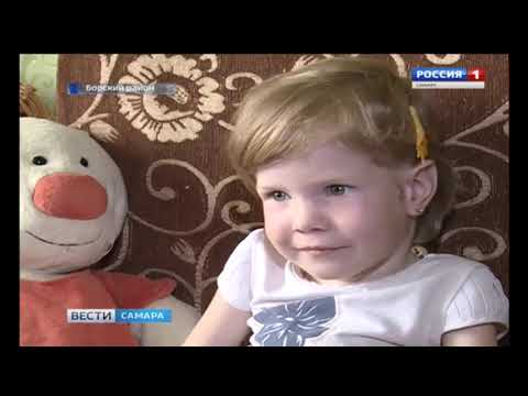 Аня Калачева, 4 года, миопатия, гиповентиляционный синдром,