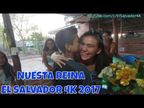 La coronación de la nueva reina Wendy por El Salvador 4K. Wendy para Reina 2017. Parte 4/4