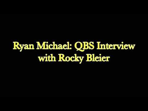 Ryan Michael: QBS Interview with Rocky Bleier