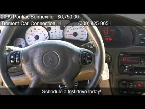 2005 Pontiac Bonneville Gxp 4dr Sedan For In Tremont I