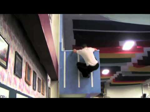 Traver Johnson Stunt Reel 2014