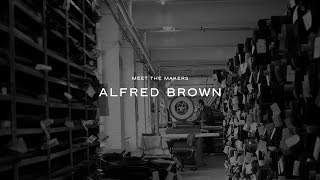 REISS MEET THE MAKERS: Alfred Brown Mill