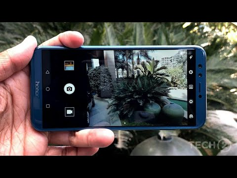 HONOR 9 Lite Camera Review & Quad Camera SAMPLES.. - YouTube