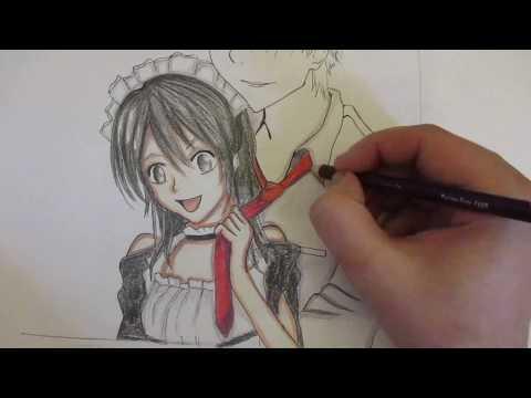 Drawing Kaichou Wa Maid