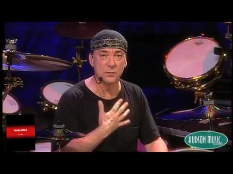Neil Peart: The Floating Snare