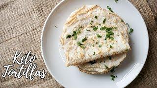 2 ingredient low carb tortillas keto