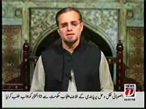 Zaid Hamid:BrassTacks-Yeh Ghazi Episode 23; Ahmad Shah Abdali Part1