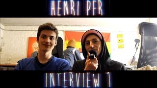Interview 1# | Dj , Produceer | Henri Pfr