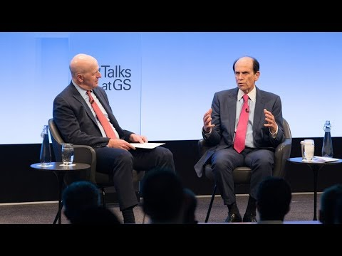Michael Milken on Capitalism and Philanthropy