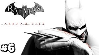 Batman Arkham City PS4 LiveStream! #6 (Finding the Cure)