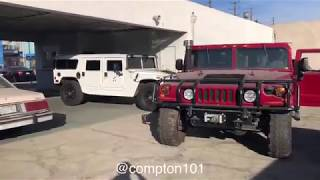 Replica Hummer H1 Vs. Real Hummer H1 can. U see the Difference ?
