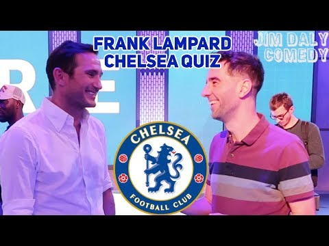 How much does Frank Lampard know about Chelsea?