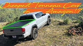 Tri Fold Tonneau Cover Install Guide 09 18 Ram 1500 Tyger Auto Youtube