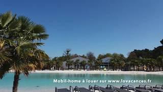 Mobil-home E020 Camping Atlantique Parc 4 étoiles, Lovacances