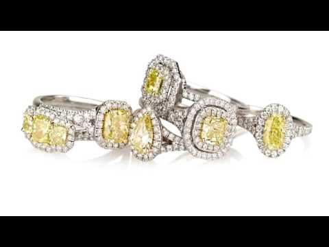Yellow Diamond Engagement Rings Don't Have to Be Simply a Dream