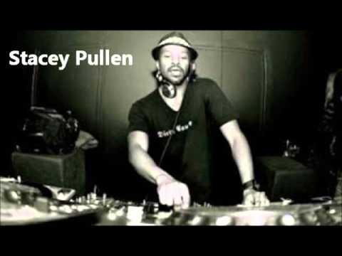 Stacey Pullen - Plattenleger