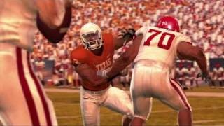 Utopia Video Podcast - NCAA Football 10 Pocket Protection & Pursuit Angles