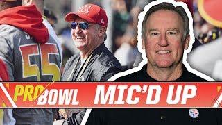 Mic'd Up at Pro Bowl: Garrett Giemont