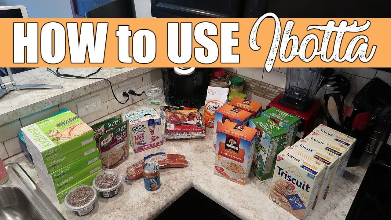 How to Use Ibotta | Walmart Ibotta Haul
