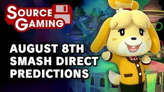 Super Smash Bros. Ultimate August 8th Direct - Predictions