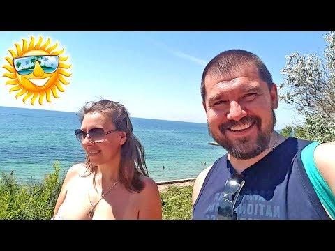 Одесса море на ФОНТАНЕ 2018 !!! Пляжи