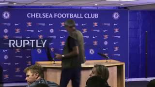 LIVE: Chelsea present record breaking signing Kepa Arrizabalaga in London