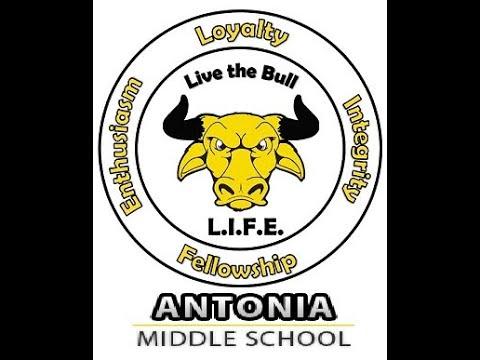 Antonia Middle School Live Stream