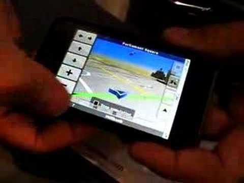 iGo Primo for iPhone in the Test