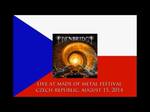 Edenbridge - Live in Czech Republic 2014