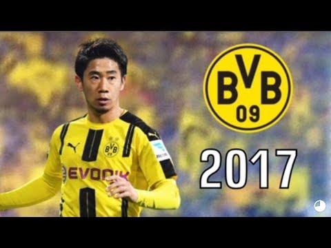 香川真司 プレー集 ● Shinji Kagawa Borussia Dortmund ● The Magician