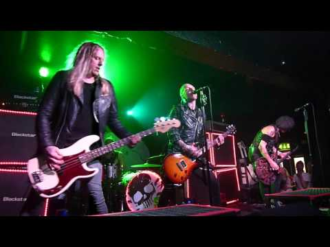 Backyard Babies : A Song For The Outcast @ Manchester Academy 3, 24/11/2015 mp3
