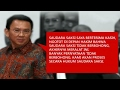 rekaman ahok protes dan ancam proses hukum atas kesaksian kh maruf amin