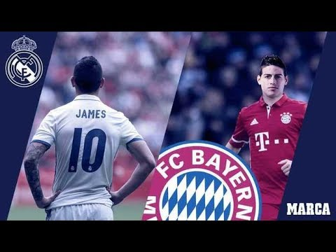Download James Rodriguez Welcome to Bayern Munich - best skills goals and assists 2017
