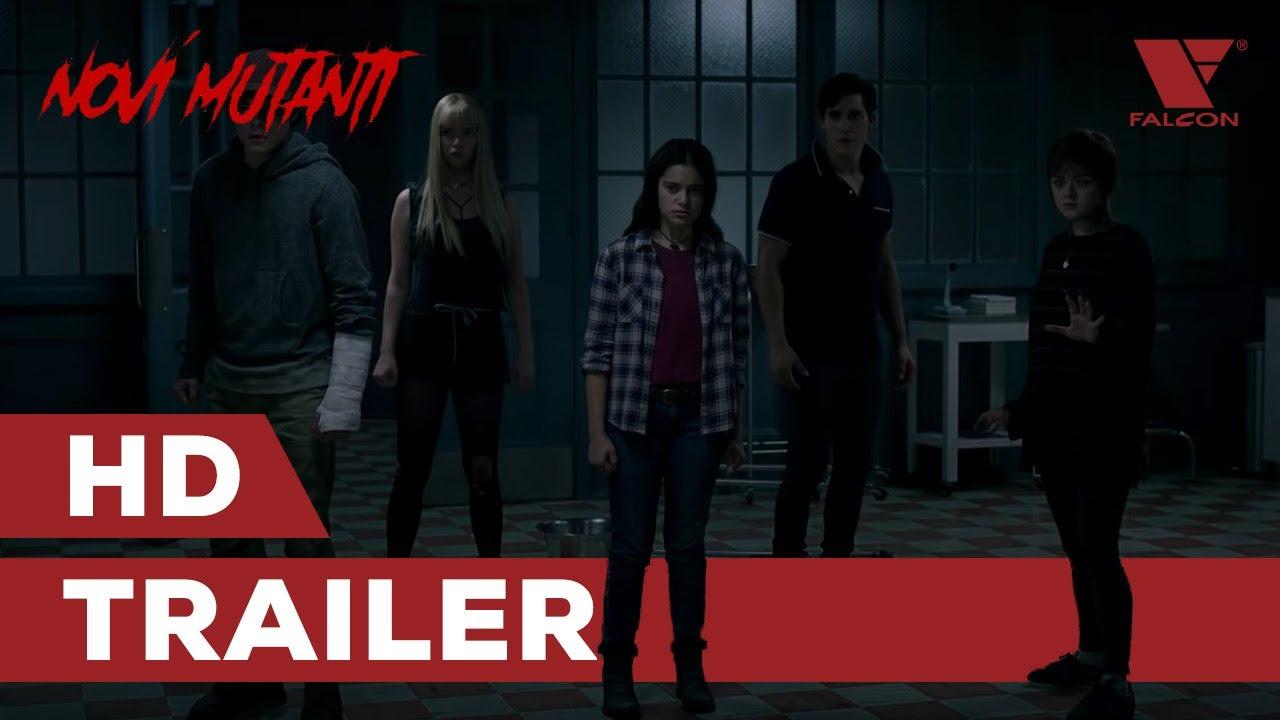 Noví mutanti (2020) HD oficiální trailer #2   CZ titulky