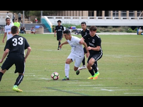'00/'01: Pateadores Academy vs Sacramento Republic FC