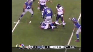 New York Giants 2010 Season