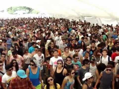 Espectral Vs Litosh @ Indoor Stage, Atmosfer Fest Mx 2012