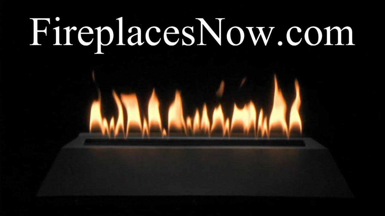 Empire Loft Series Remote Ready Vented/Vent-Free Burner - Log Free ...