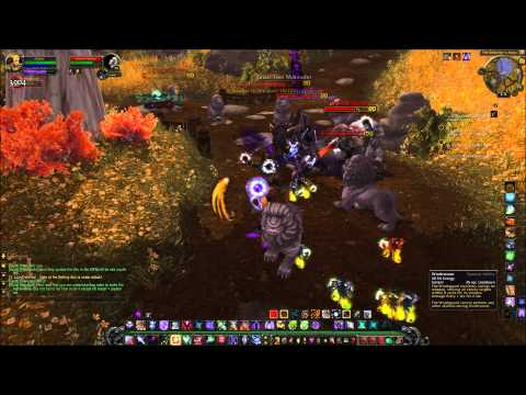 World of Warcraft Mists of Pandaria Golden Lotus Daily Quests Part 1