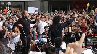 """""""El pueblo unido jamás será vencido"""" - Víctor Jara Sinfónico"""