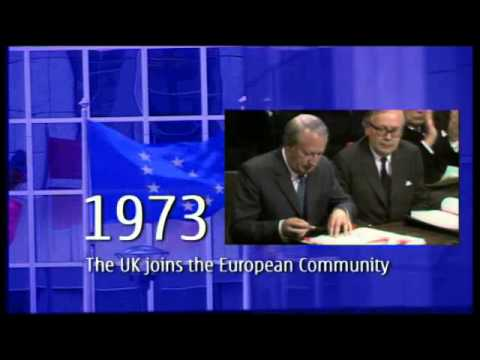 A brief history of the European Union