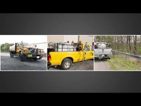 Gregson-Clark Roadside Spraying Equipment