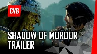 Middle Earth: Shadow of Mordor Gameplay - Nemesis System Trailer - E3 2014