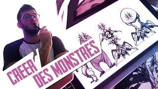 Créer des Monstres Chelous quand on a ZÉRO Idées - NIKHO